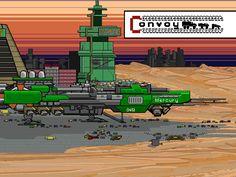 Convoy - Kickstarter