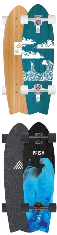 The Prism Captain longboard mini cruiser is an ideal portable campus cruiser! Longboard Decks, Longboarding, Skateboard, Cool Stuff, Mini, Skateboarding, Longboards, Skate Board, Long Boarding