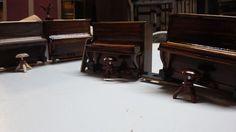 pianos miniaturas