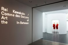 "Preview da expo ""Rei Kawakubo/ Comme des Garçons: Art of the In-Between"" - Vogue 