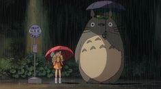 My Neighbor Totoro by Studio Ghibli