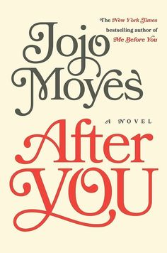 For a Heartbreaking Love Story: After You