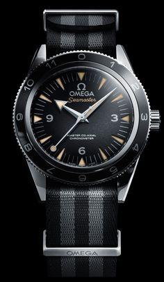 """OMEGA - Seamaster 300 """"SPECTRE"""" Limited Edition."""
