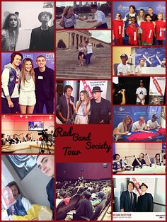 Red Band Society Tour