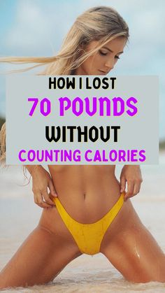 How to Reduce 70 Pounds Without Counting Calories? If You Want To Know How To Healthily Lose Weight And Get Fit! 👈Click on The Image To Learn More. #fitnessmotivation, #fatloss, #flatbelly, #weightloss, #loseweighttoday, #losebellyfat, #fitnessaddict, #bellyfat, #getfit, #getslim, #fitness, #fitlife, #effectiveweightloss, #burnfat, #quickweightloss