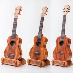 KoAloha、ハワイ生産モデルが一新され『New Look シリーズ』発売!【新製品ニュース   Jギター】