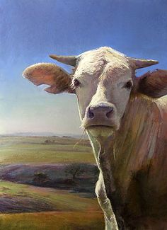 """""""Keeper of the Hills""""    This is my pastel that will be included in the auction at the Symphony in the Flints Hills event this year in  Bushong, Kansas."""