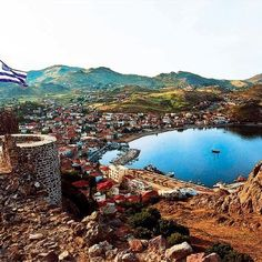 LEMNOS - only women lived on this island - this is the first stop for JASON - they helped the Argonauts by giving them gifts of food, wine and garments.