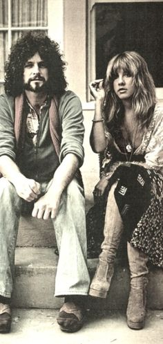 Stevie Nicks Lindsey Buckingham get more only on http://freefacebookcovers.net