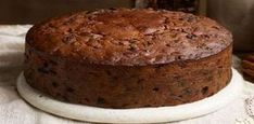 Buttered rum Christmas cake - - Mix dried fruit, nuts, cranberries and maple syrup on Stir-up Sunday for this crowd-pleasing Christmas cake that improves as it keeps. Christmas Cooking, Christmas Desserts, Christmas Cakes, Christmas Chocolate, Xmas Cakes, Christmas Pudding, Christmas Recipes, Food Cakes, Cupcake Cakes