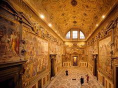 Sala regea, Vatican City