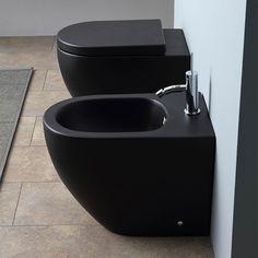 Terra, Matte Black, Interior Design, Bathrooms, 1, Interiors, Architecture, Home Decor, Ideas