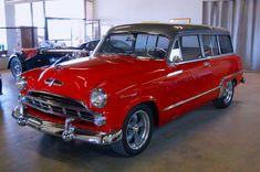 ◆1953 Dodge Coronet Sierra 2 Door Wagon◆