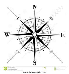 Compass Rose Tattoo Tumblr 4