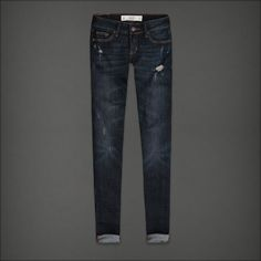 5839d3987 abercrombie jeans my favorite Abercrombie Jeans, Abercrombie Fitch, Super Skinny  Jeans Womens, Tomboy