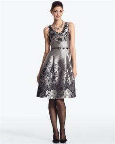 If @Bethany Meyer had gotten married in the winter, I think this would have been my MOB dress. :)