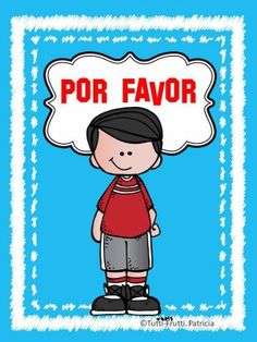 Classroom Behavior Management, Classroom Rules, Classroom Organization, School Binder Covers, Kids Library, School Clipart, Spanish Language Learning, Magic Words, Baby Learning