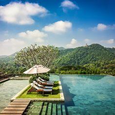 Amazing rooftop pool in Chiang Mai at Veranda High Resort & SPA
