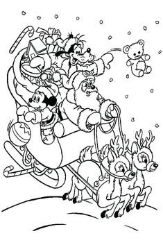 Disney Christmas Coloring Page Lovely Mickey Mouse Christmas Coloring Pages Best Coloring Mickey Mouse Coloring Pages, Cartoon Coloring Pages, Disney Coloring Pages, Coloring Pages To Print, Coloring Book Pages, Printable Coloring Pages, Coloring Pages For Kids, Natal Do Mickey Mouse, Mickey Mouse Christmas