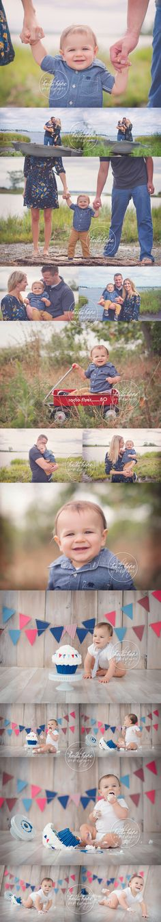 september family portrait session in rhode island outdoors by the bay