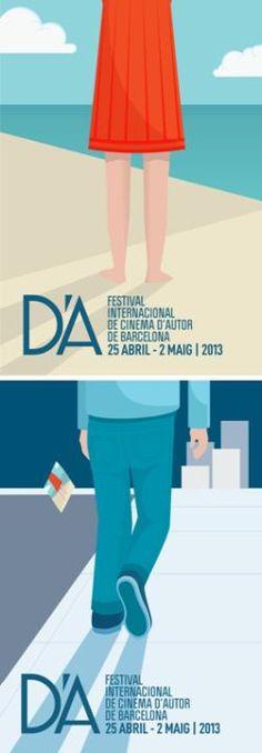 D'A, Festival Internacional de Cinema d'Autor de BCN (abril-maig 2013)