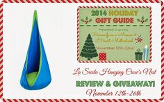 LaSiesta Hanging Crows Nest Giveaway   Holiday Gift Guide