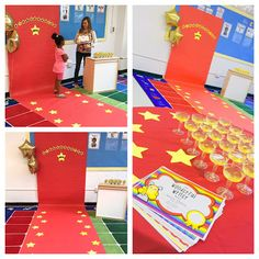 Ricca's Kindergarten: I'm back.and I've got BIG news! Ricca's Kindergarten: I'm back.and I've got BIG news! Pre K Graduation, Graduation Theme, Kindergarten Graduation, In Kindergarten, Graduation Ideas, Hollywood Theme Classroom, Classroom Themes, Classroom Activities, End Of School Year