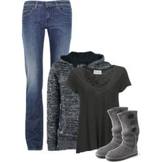 """""""Untitled #670"""" by woolycat on Polyvore"""