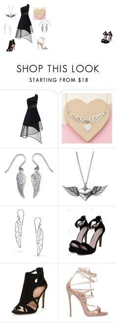 """""""dress style"""" by winterwishes181 on Polyvore featuring David Koma, Tales From The Earth, Palm Beach Jewelry, Journee Collection, Bling Jewelry and Dsquared2"""