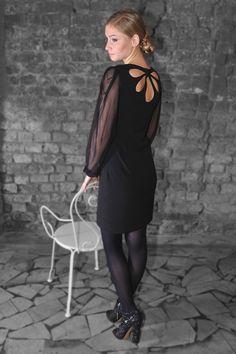 The elegant dress of Tarde Niebla La Belleza [ ZebrasBOX ]