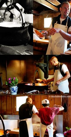 Pontresina, Switzerland | Cheesemaking and Brunch | © MarlaMeridith.com