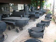 Build a BBQ Smoker Plans | Fixin' to BBQ: D.W. Vasbinder's in Richmond