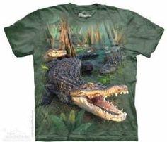 The Mountain Kids Alligator T-shirt | Gator Parade