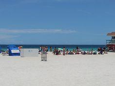 Playas de Miami Beach. Fl