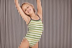 497d8735d6b14 Introducing busy bees swim…our chic one piece swim suit is quick drying
