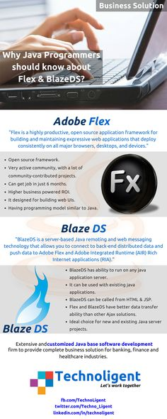 Why java programmers should know about Flex and BlazeDS?