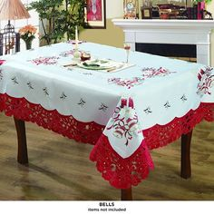 Rectangular Table Cloth - Assorted Styles at 52% Savings off Retail!