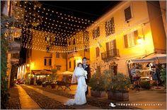 winter italian wedding