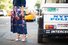 New York Fashion Week Spring 2014 Street Style, Day 4