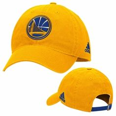 b1ea4926c2a Golden State Warriors adidas Energy Stripe Slouch Adjustable Cap – Gold  Draymond Green