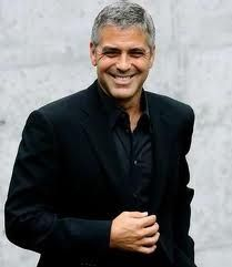 George Clooney - One could only hope some of the gentlemen at my funeral will be so smooth in their black suits George Clooney, Sharp Dressed Man, Well Dressed Men, Celebridades Fashion, Hollywood, Fashion Mode, Black Suits, Good Looking Men, Famous Faces