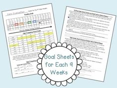 EDITABLE Common Core 1st Grade Skills Checklists and goal sheets! AWESOME resource to keep you organized and to keep parents informed!