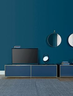 Dita TV Cabinet designed by Pagnon & Pelhaitre for Ligne Roset | Available at Linea Inc. - Modern Furniture Los Angeles. (info@linea-inc.com) #modernfurniture #interiordesign