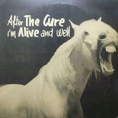 Cure, The - After The Cure I'm Alive And Well: buy LP, Unofficial at Discogs #thecure  #postpunk