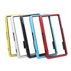 Dual Color PC TPU Bumper Frame Protective Case For Snoy Z3 Mini