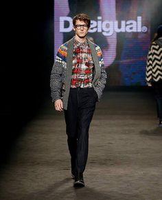 51 Fashion 20152016 Fw Meilleures Men Du Tableau Desigual Images fpqwFxar8f