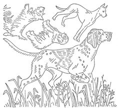 WB dog motifs 3 | Flickr - Photo Sharing!