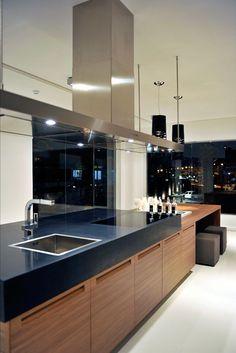 Contemporary Black And White Kitchen   Asia By Futura Cucine | Home Decor |  Pinterest | More Kitchens Ideas