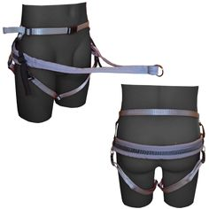 -*+This belt gives support in the right area for canicrossing with a pulling dog. It supports the hips as opposed to the back, allowing runner to run with the pull and assistance of dog, the leg and waist straps keep the belt in place and stop from slipping.
