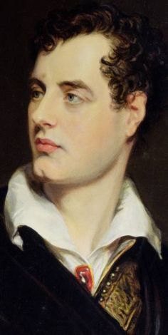 Lord Byron after a Portrait painted by Thomas Phillips in 1814 (see 1844 (enamel), Essex, William Lord Byron, Tennessee Williams, Canvas Art, Canvas Prints, Prints For Sale, All Art, Fine Art America, Print Design, Painting